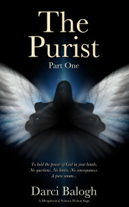 The Purist Part One book cover (1)